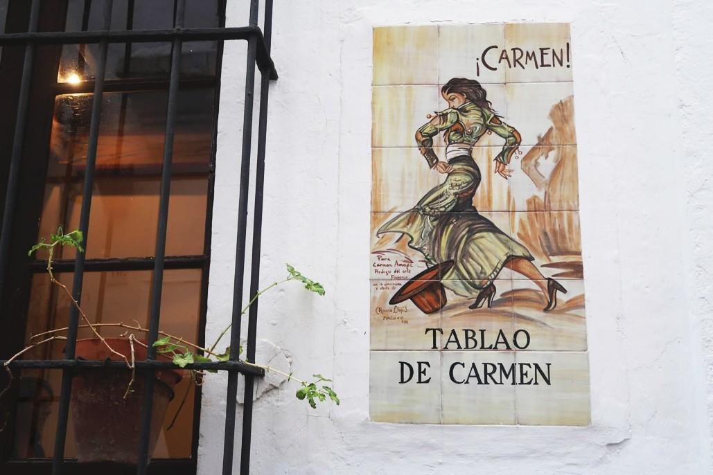 Une soirée flamenco au Poble Espanyol