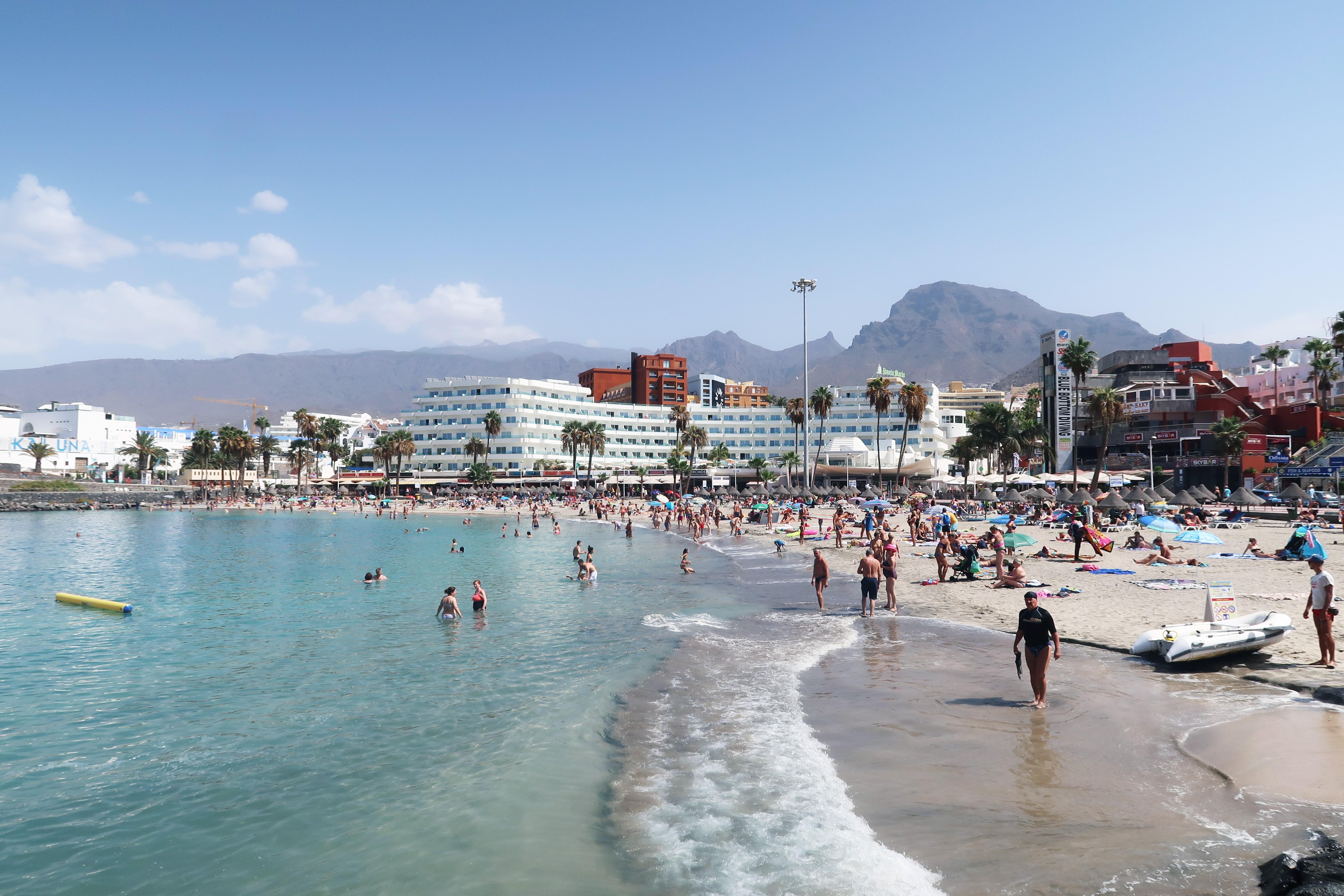 4 jours à Tenerife en vidéo !