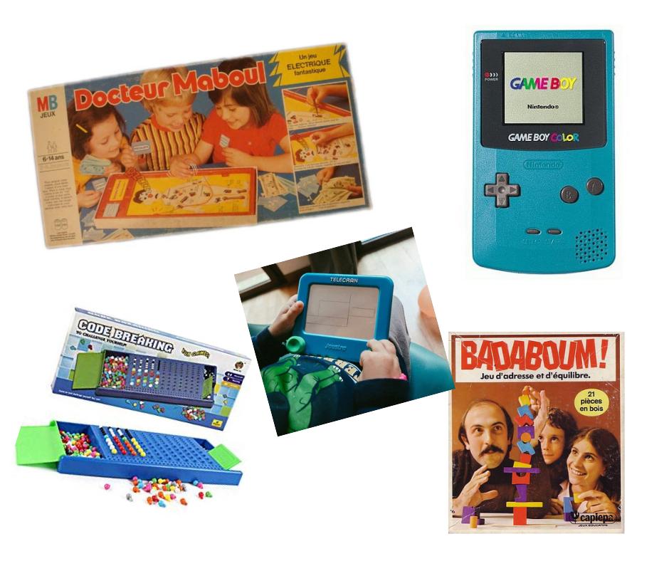 Idée cadeaux pour Noël : les jouets de notre enfance