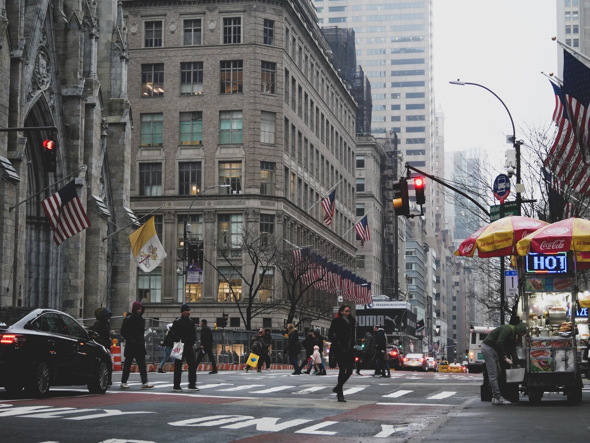 Quoi faire à New York quand il pleut
