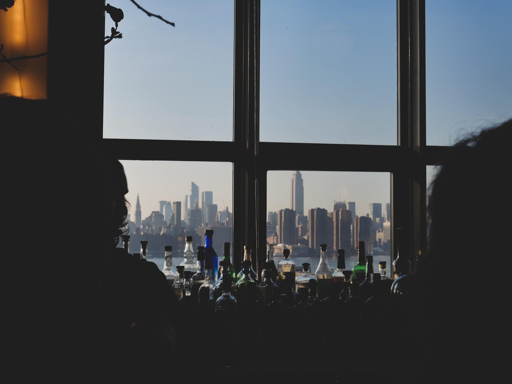 New york entre copines