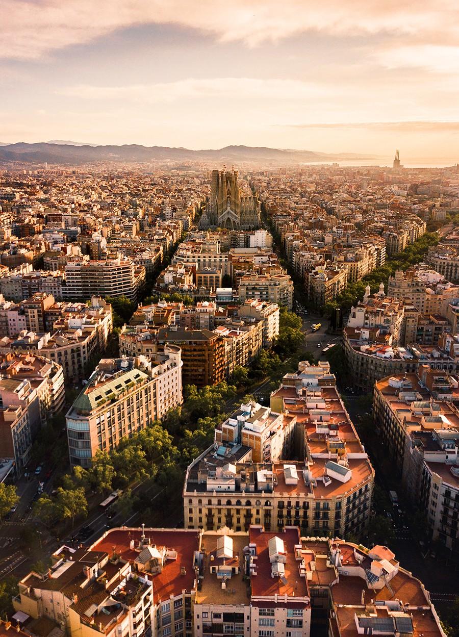 un week-end comme un local à Barcelone