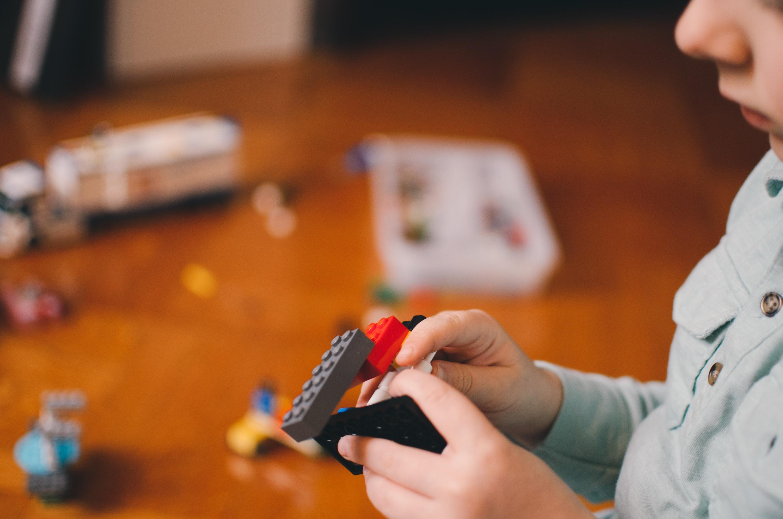 Idées de jeux originaux pour un enfant qui ne veut plus jouer !