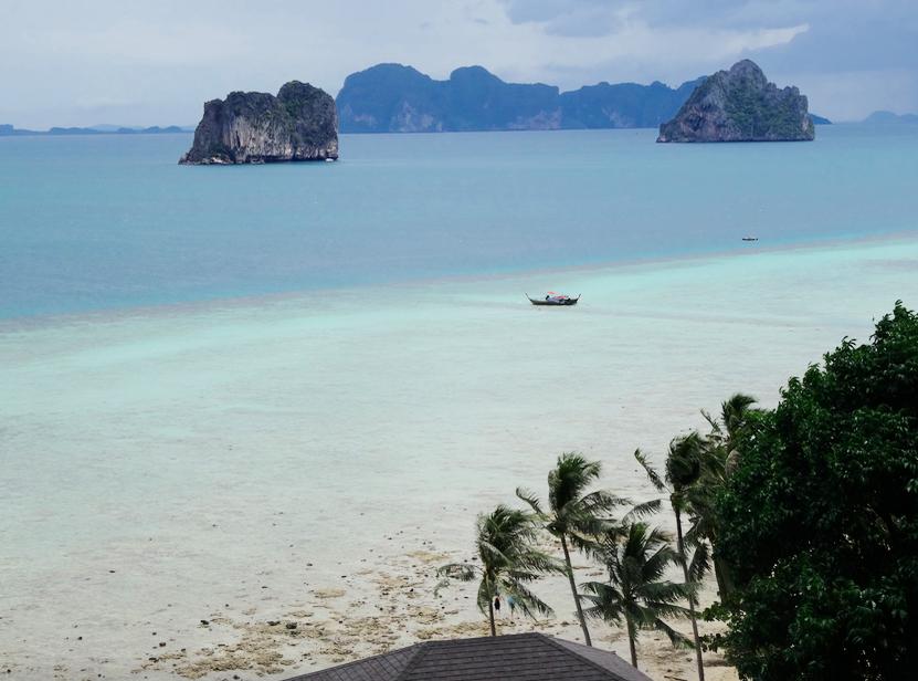 Tout quitter pour voyager en famille : 1re étape la Thaïlande
