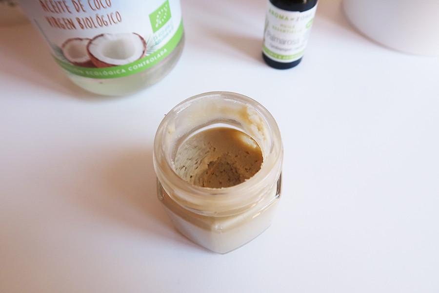 DIY : déo crème très efficace à l'argile blanche et l'HE de Palmarosa