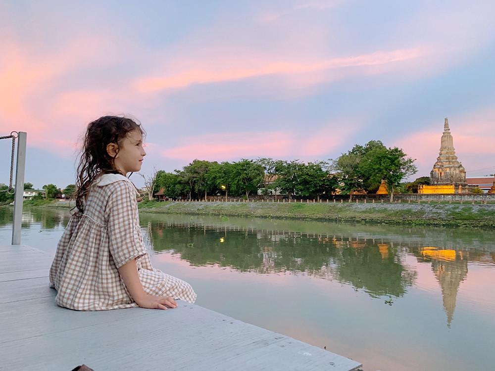 Vivre à Bangkok avec des enfants, l'interview de Charlotte