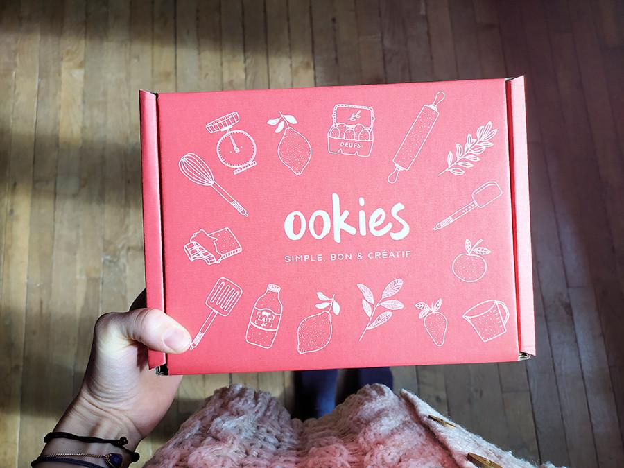Les activités du mercredi : la box Ookies