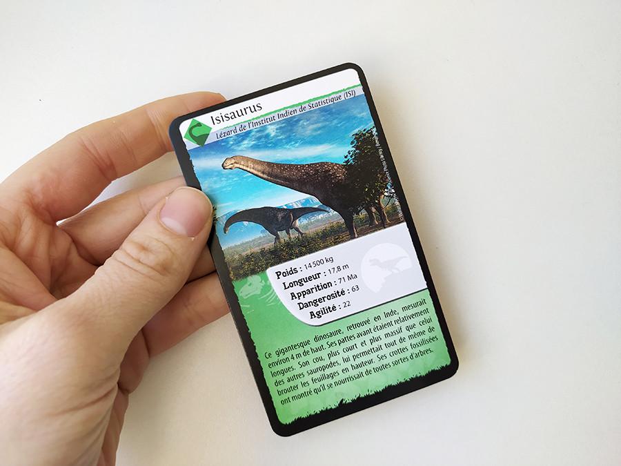 Défis nature grand jeu Dinosaure de Bioviva