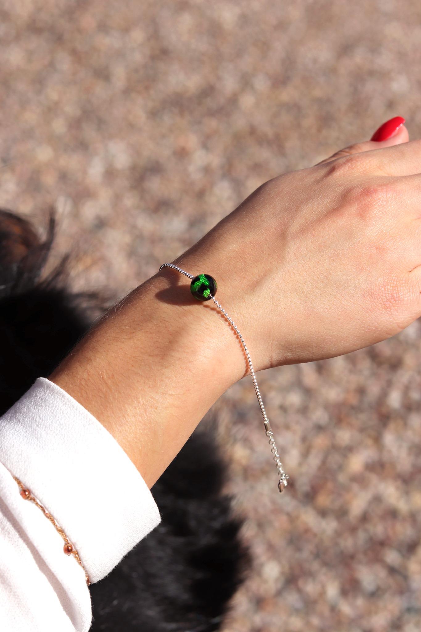 Les bracelets en cristal Michaël Vessière