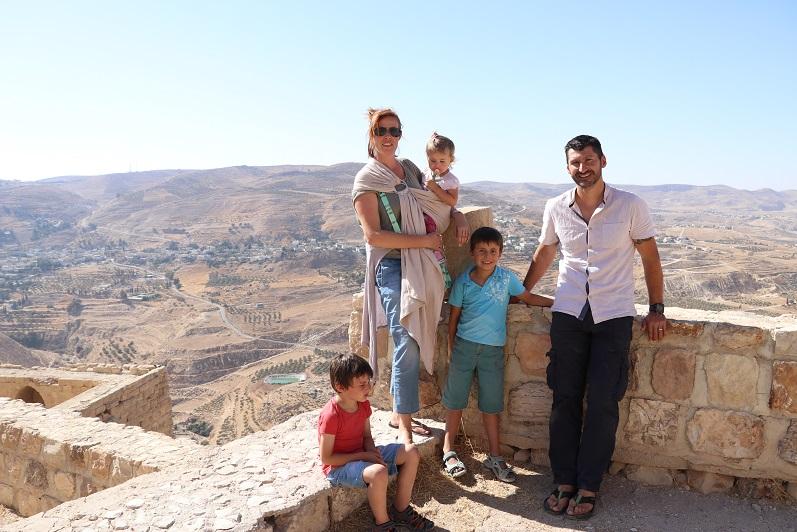 S'expatrier en Jordanie avec des enfants