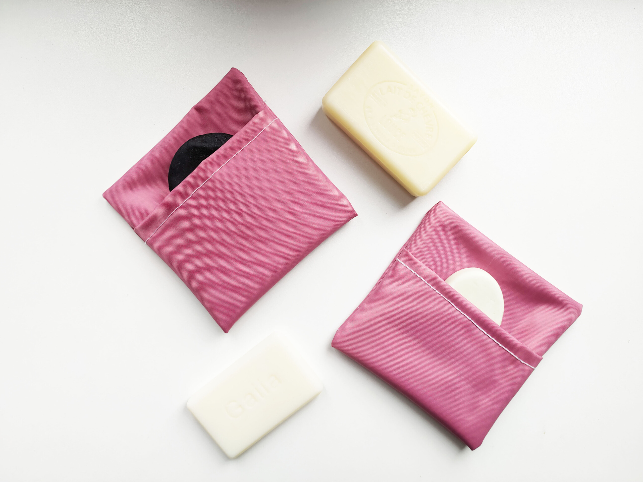 DIY pochette pour savon