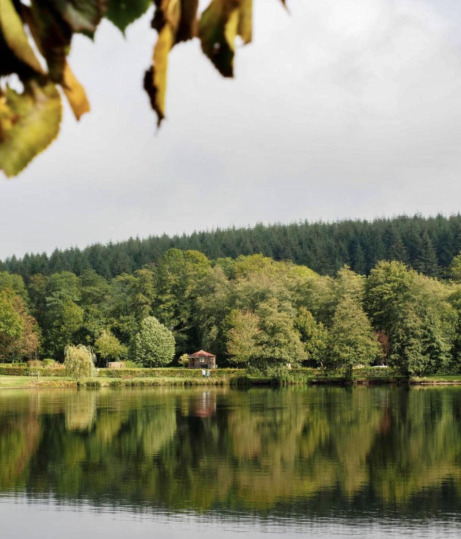 Le parc naturel du Morvan et ses lacs