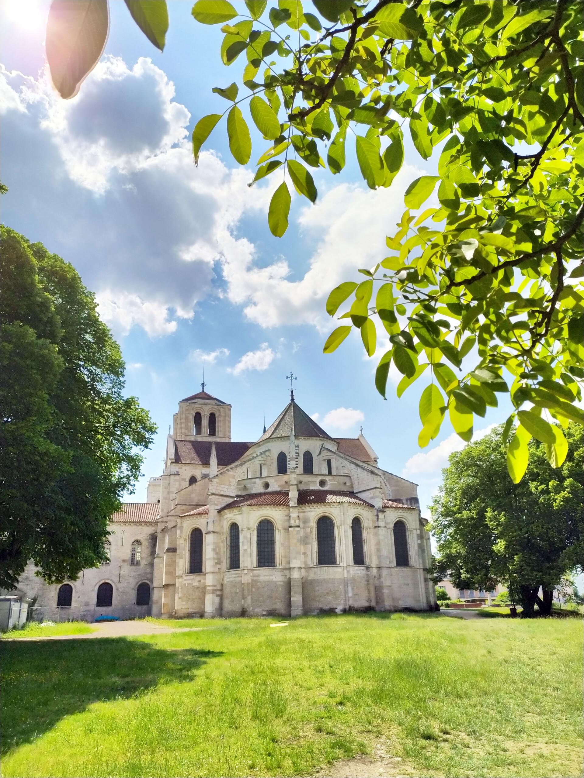 basilique Sainte-Marie-Madeleine Vézelay