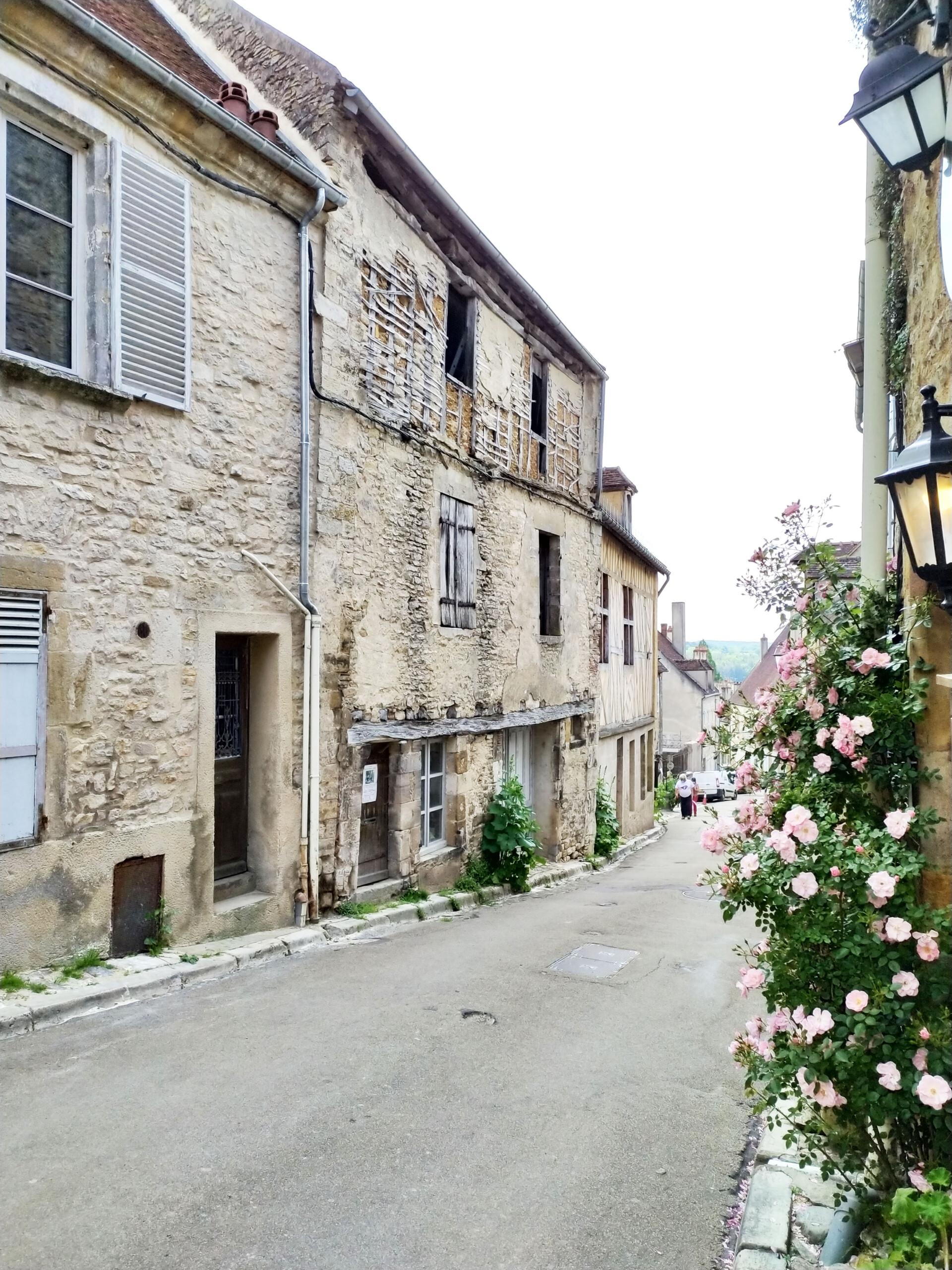 bourg médiéval Vézelay