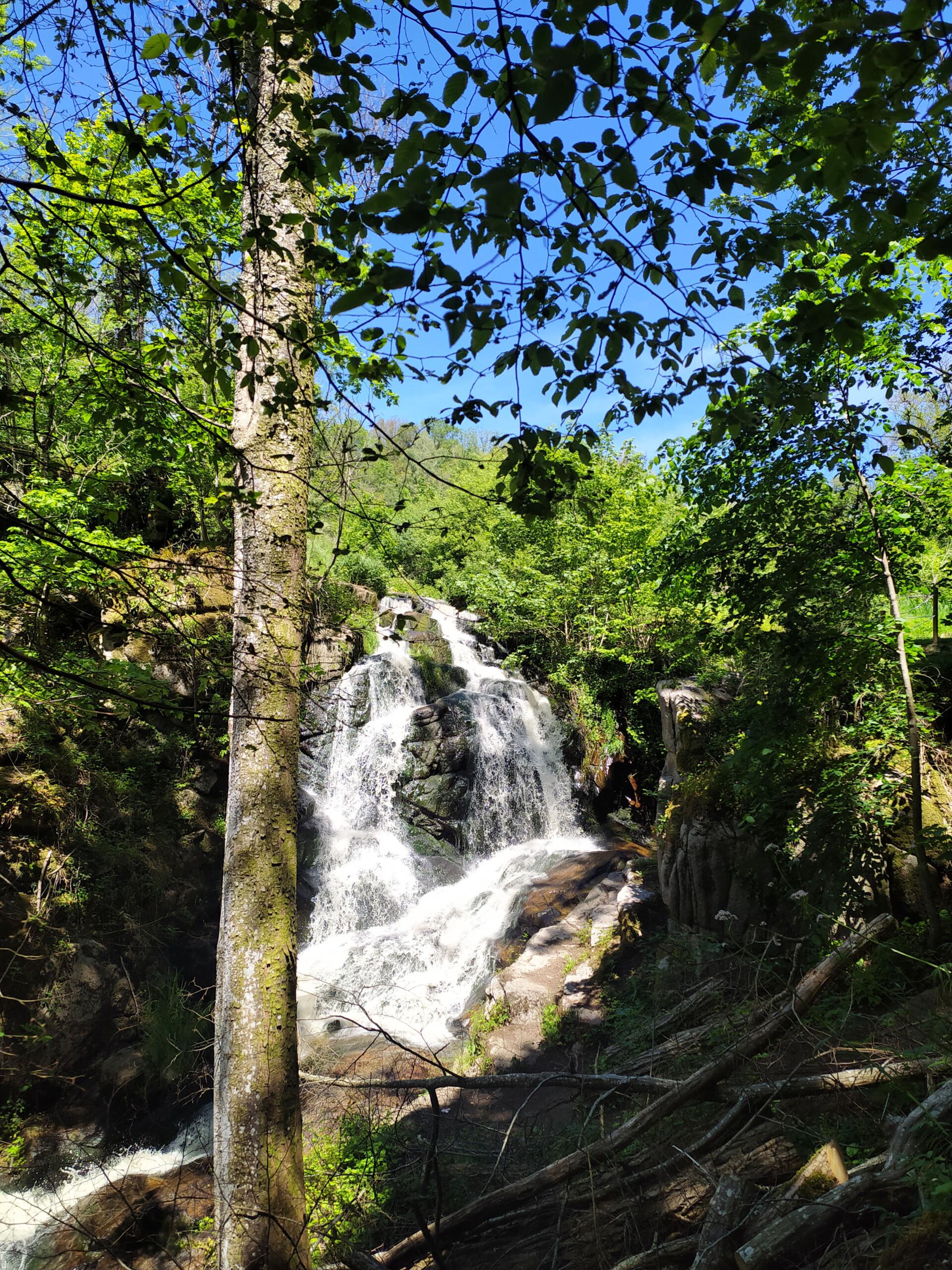 cascade de Narvau