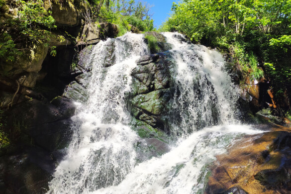 cascade nièvre