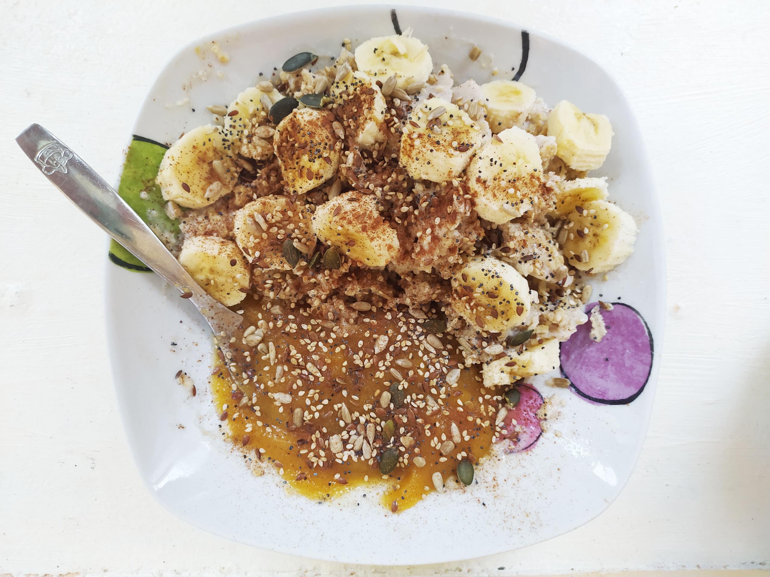 idée-gouter-healthy-porridge
