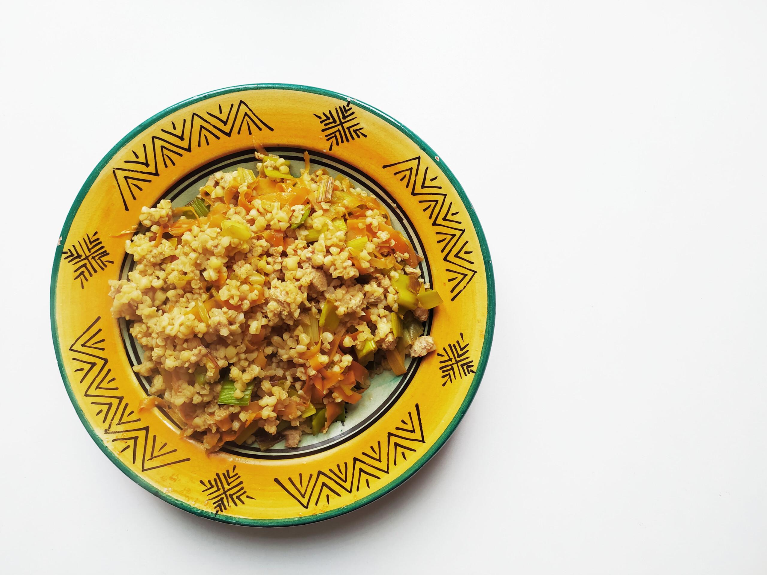 recette healthy salé