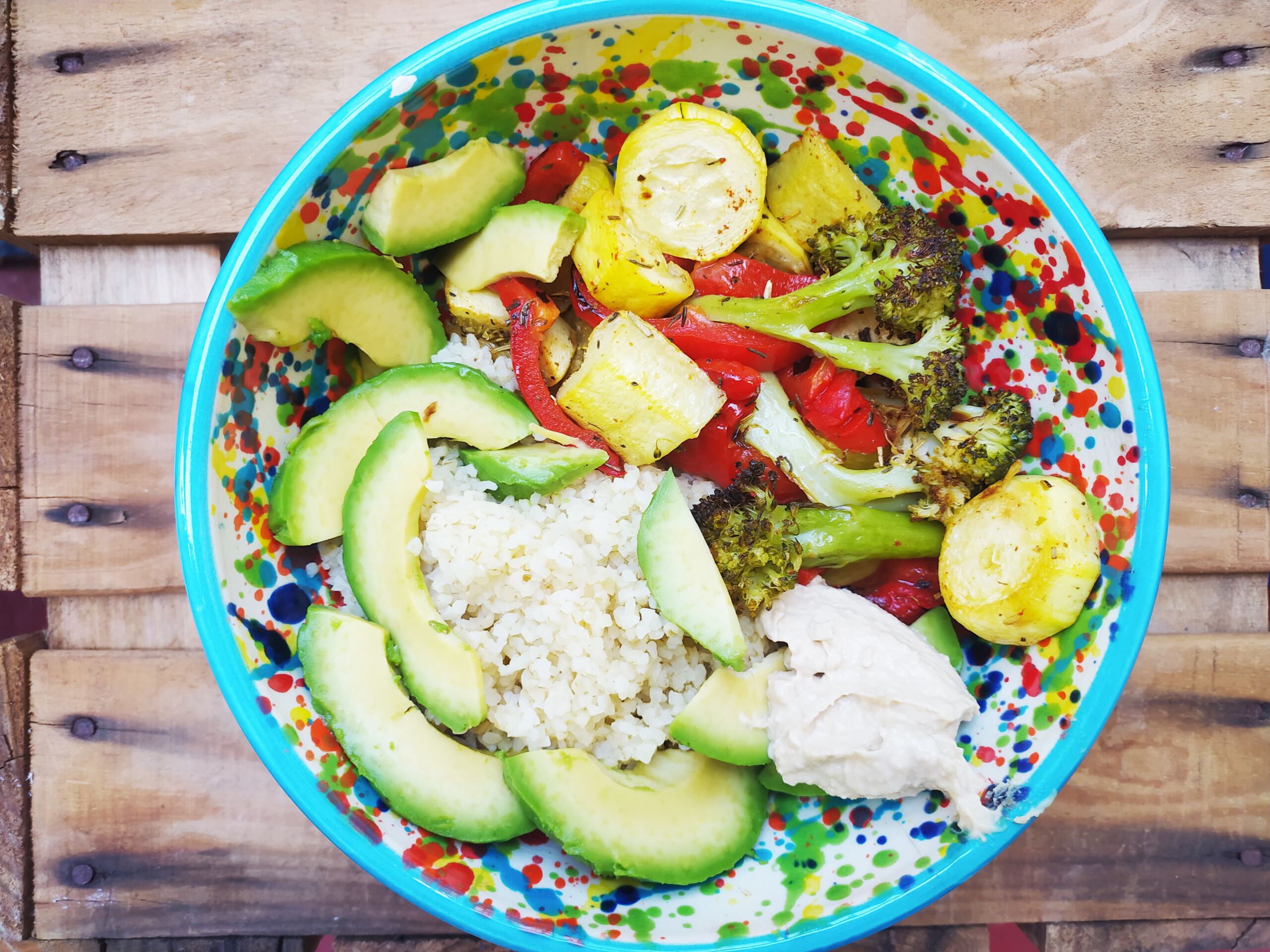 Idée recette healthy : dans mon assiette