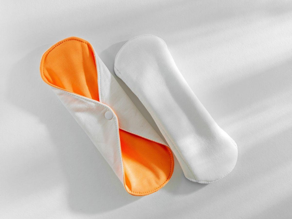 serviettes lavables règles