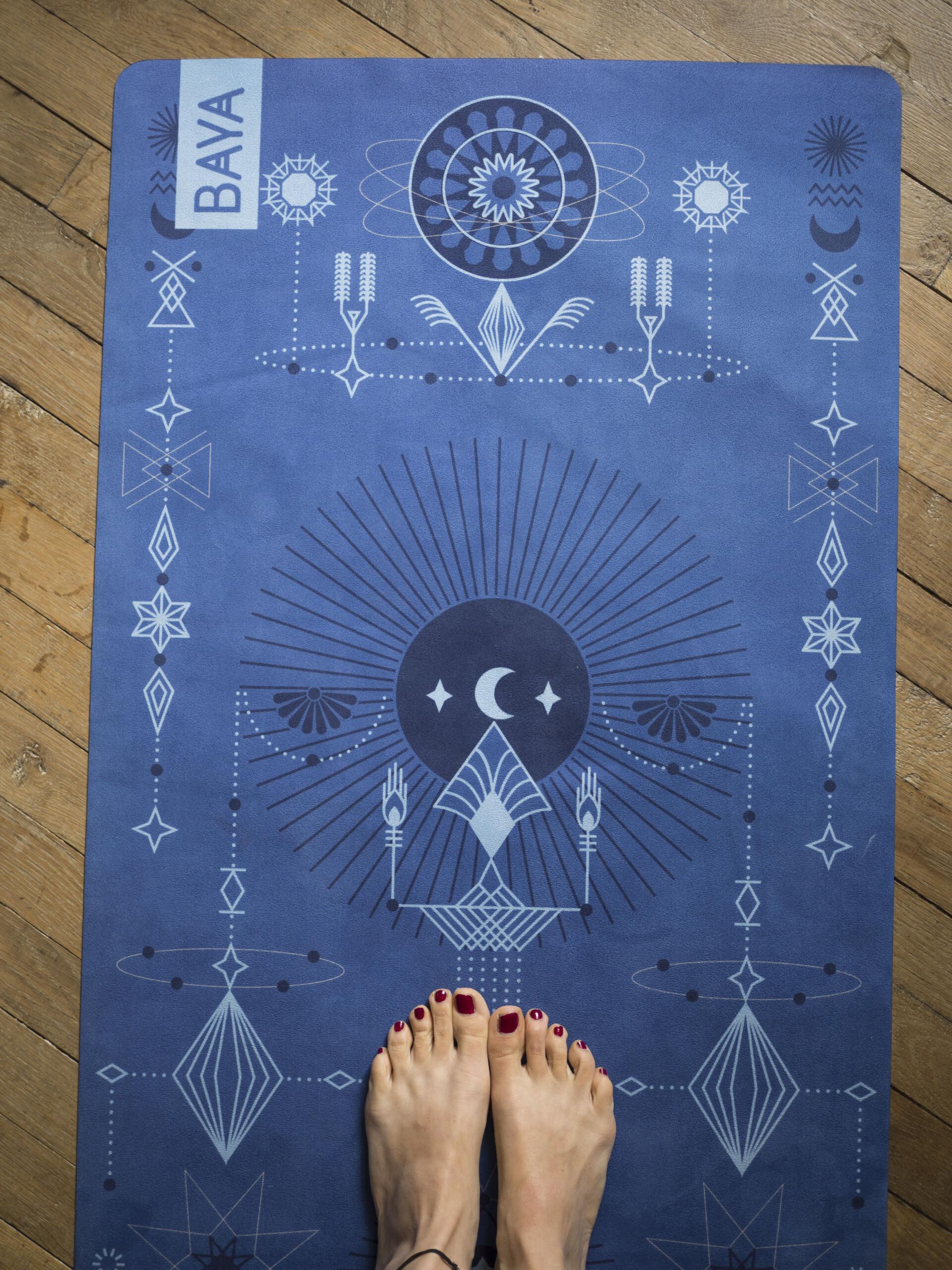 tapis-de-Yoga-de-voyage