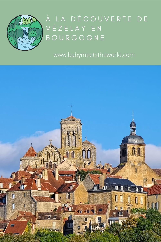 vézelay en bourgogne