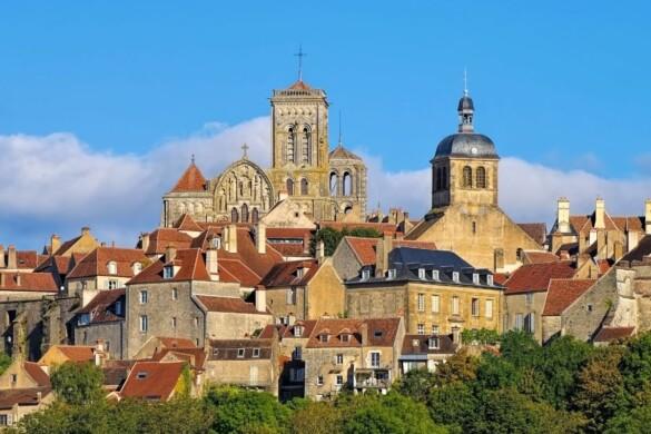 vézelay en famILLE