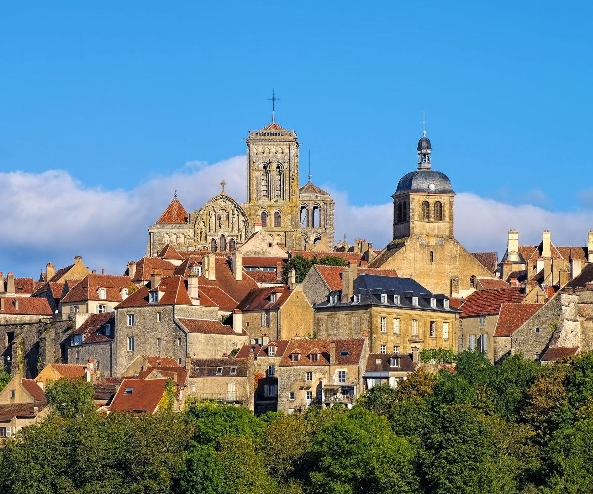 Balade dans l'Yonne, Vézelay