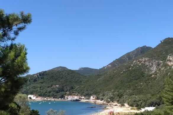 plage parc naturel portugal arrabida