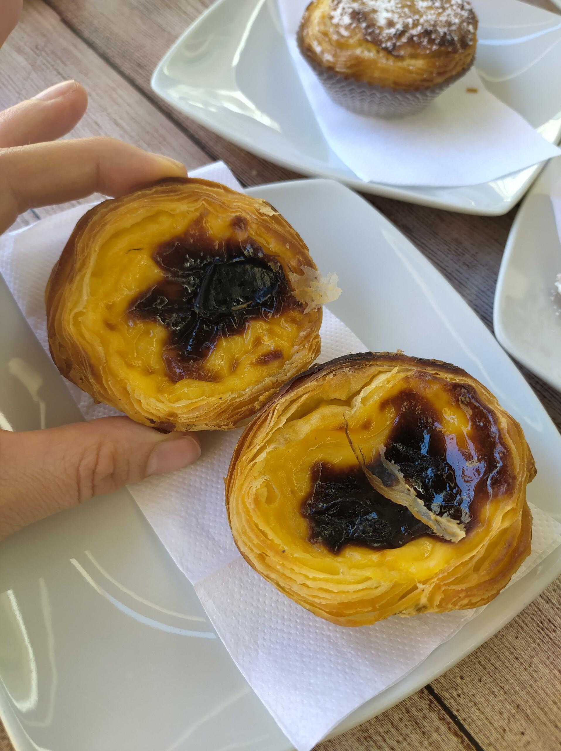 pasteis de nata portugal