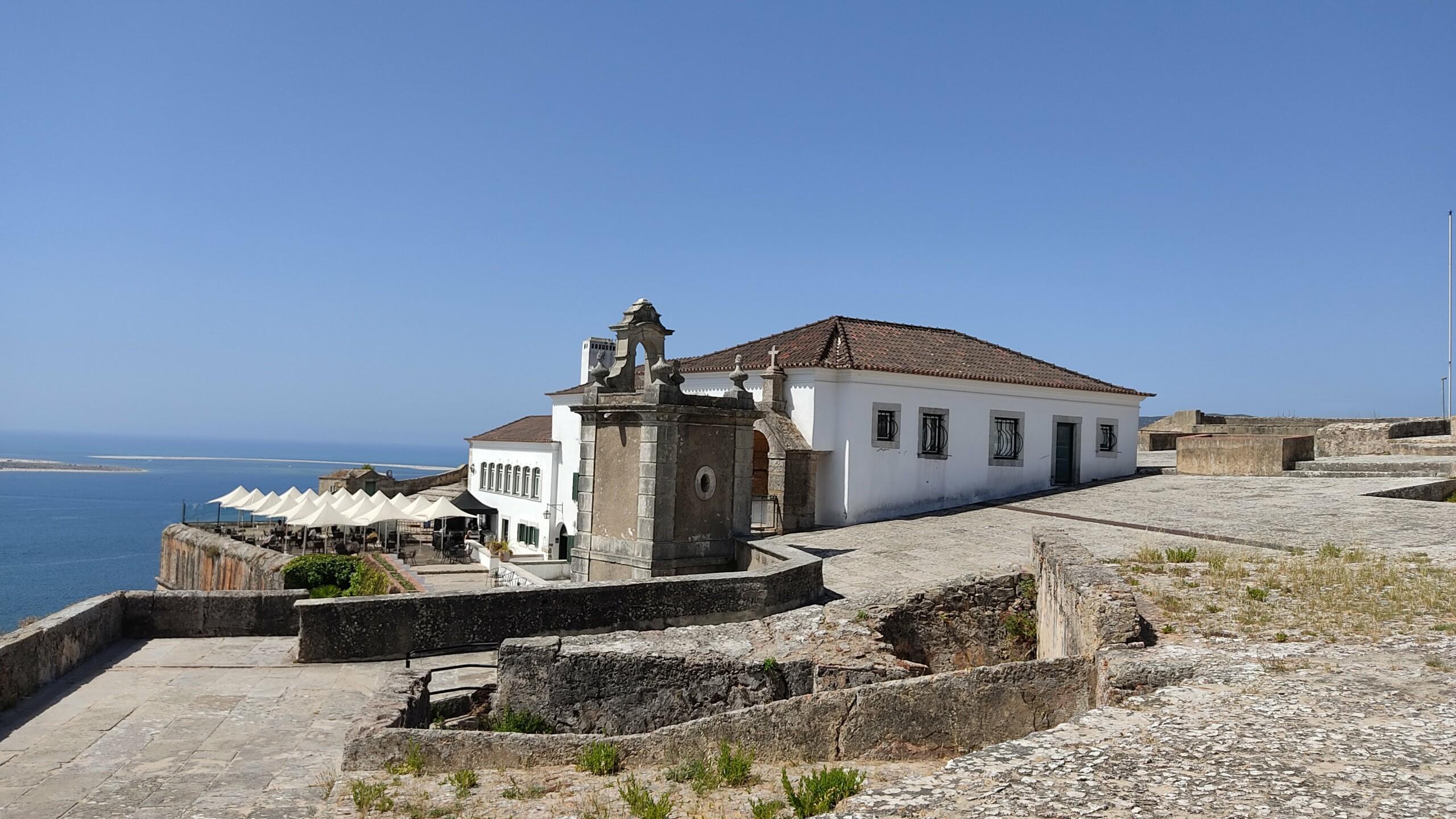 forteresse setubal