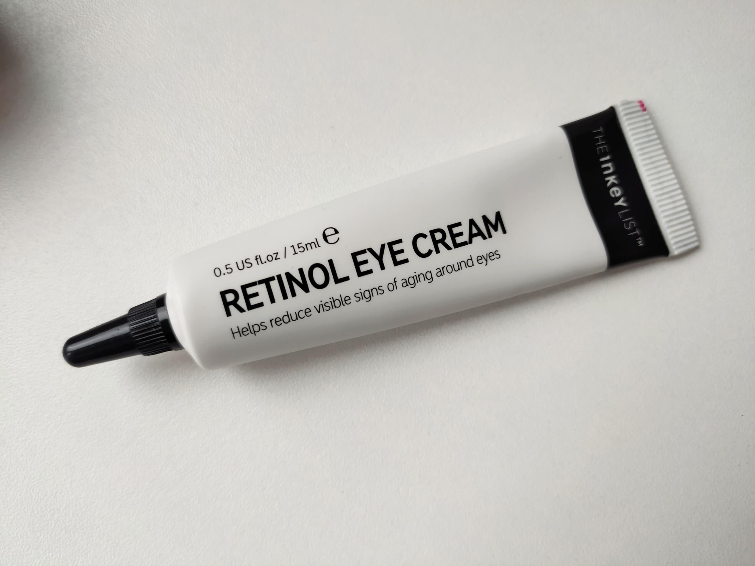 contour des yeux retinol the inked list