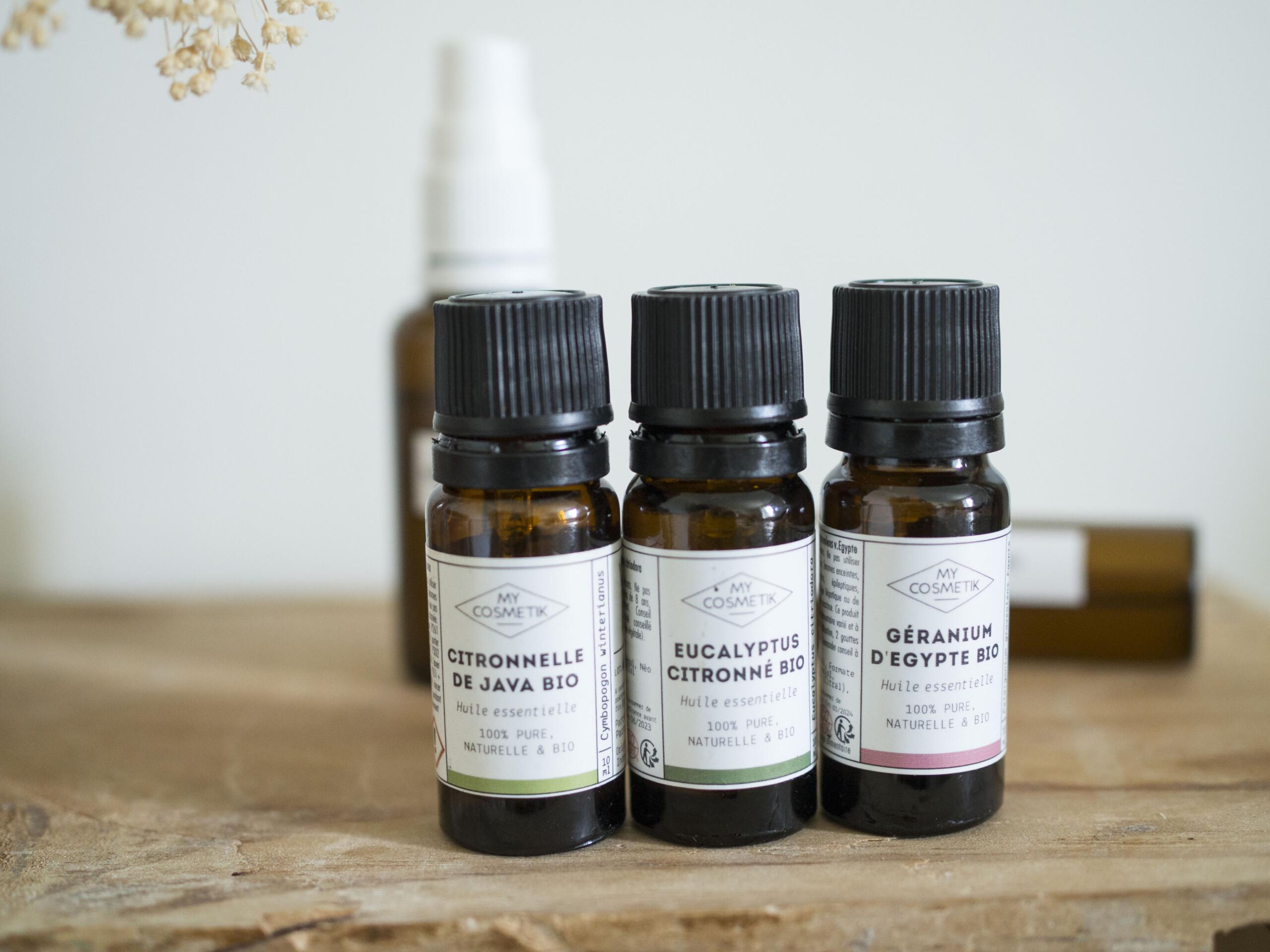 huiles essentielles anti moustiques