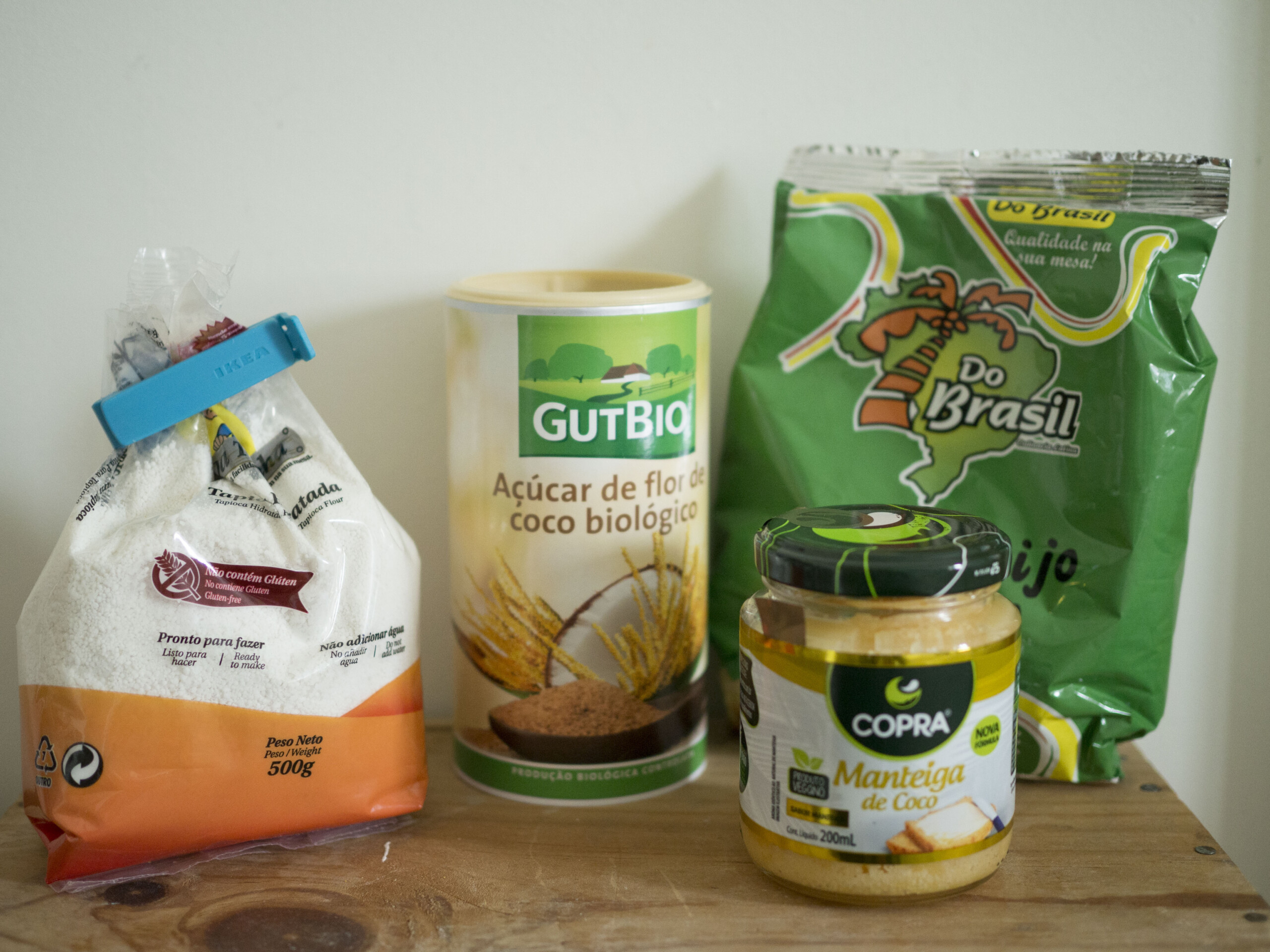 nourriture du portugal et brésil