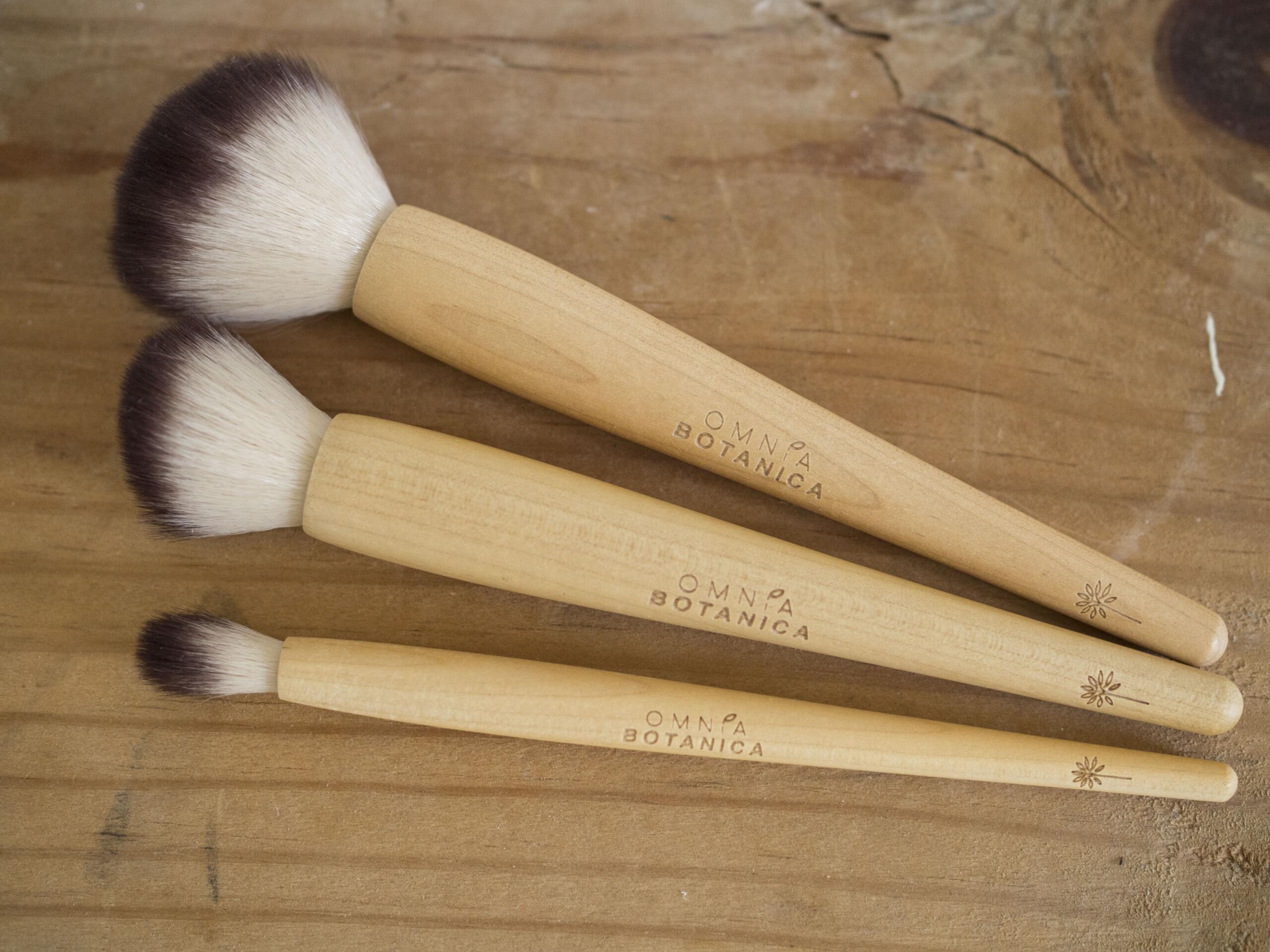 pinceaux en bois certifiés FSC™