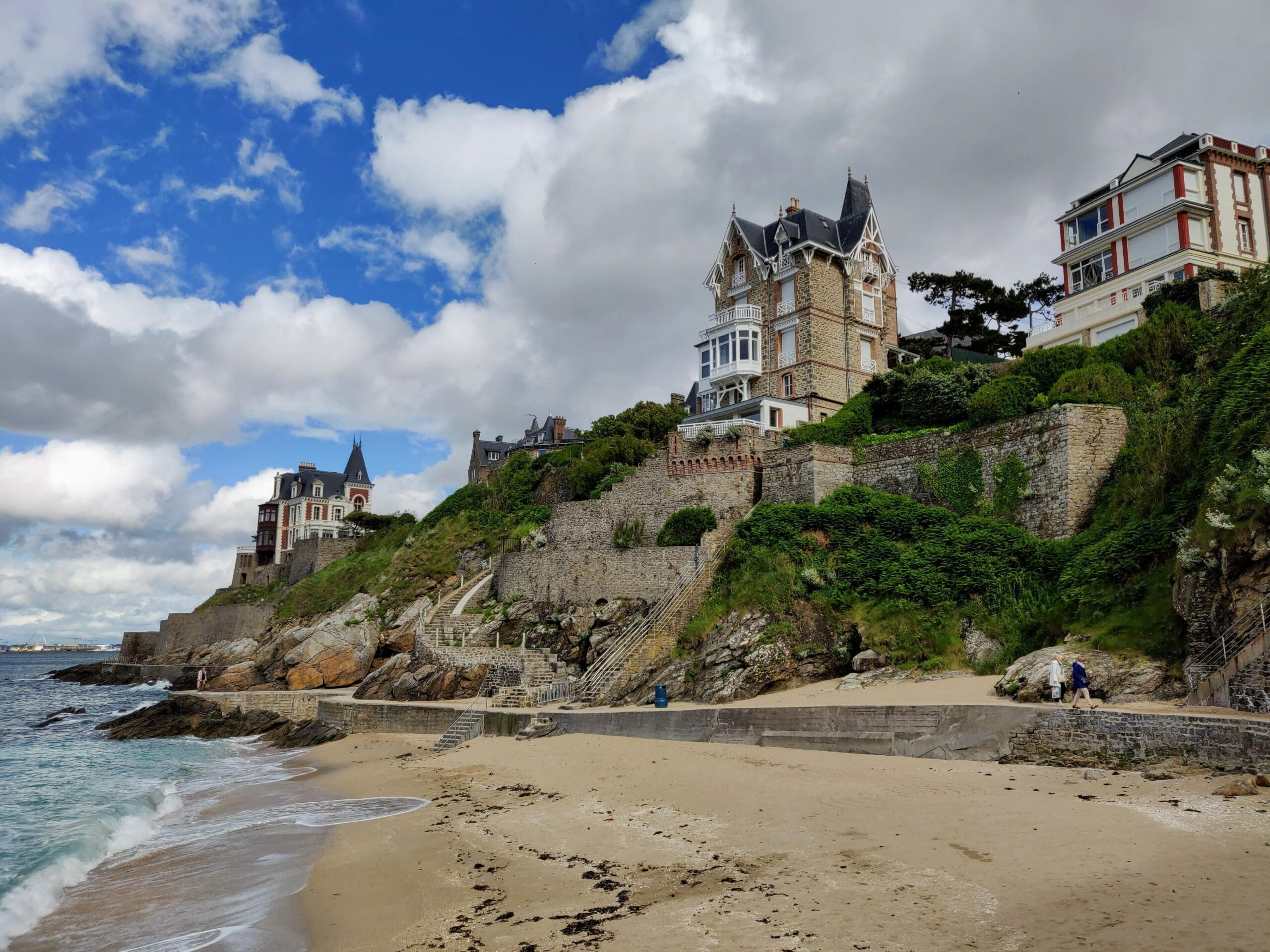 TOP 5 des lieux à visiter lors de votre séjour à Dinard