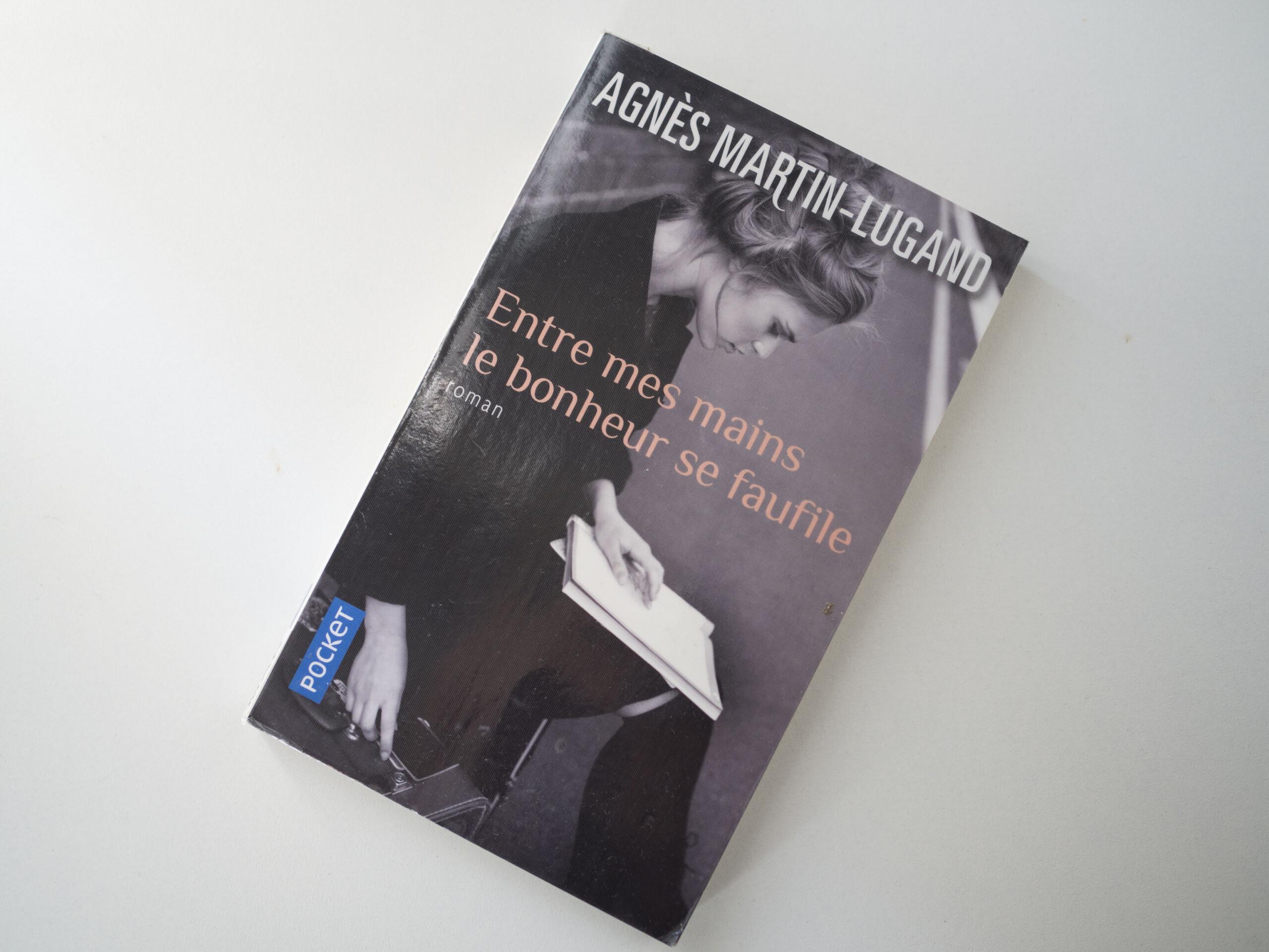 Agnès Martin Lugand avis