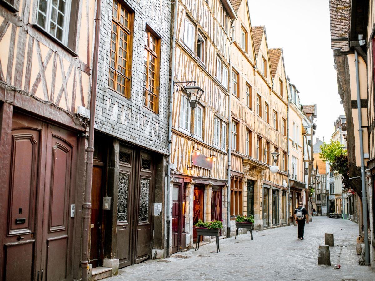 Rouen top 5 en Normandie