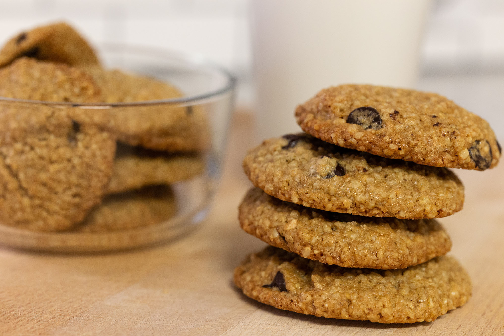 cookies flocon d'avoine