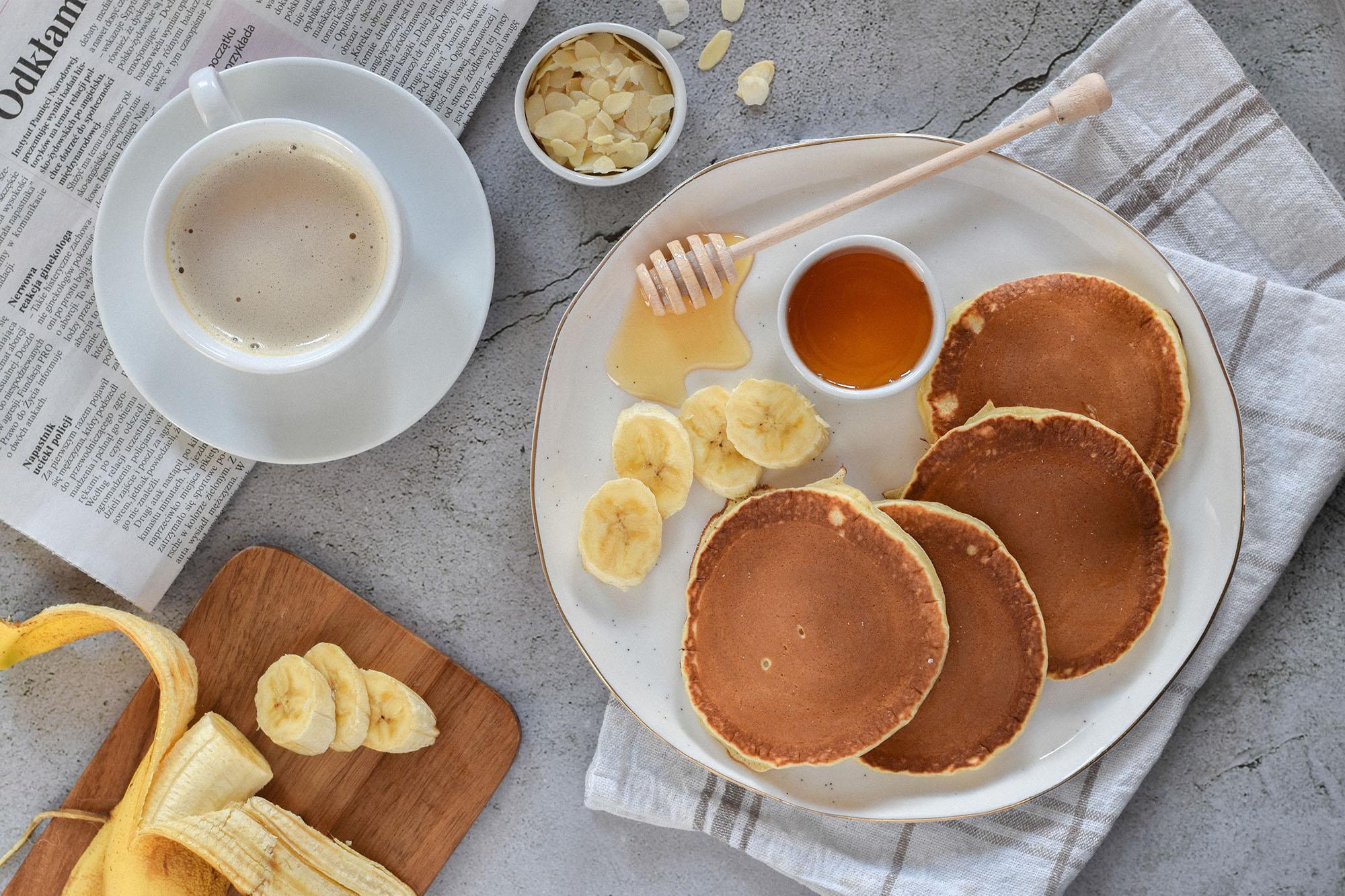 pancake flocon d'avoine